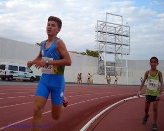 Meritorio 4º Puesto de Soufian Barhoun y Aníbal Domínguez en el Campeonato de España Escolar por Autonomías
