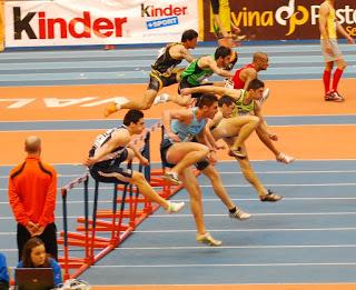 Cinco Onubenses en el VIII Campeonato de Andalucía de Atletismo Sub´20