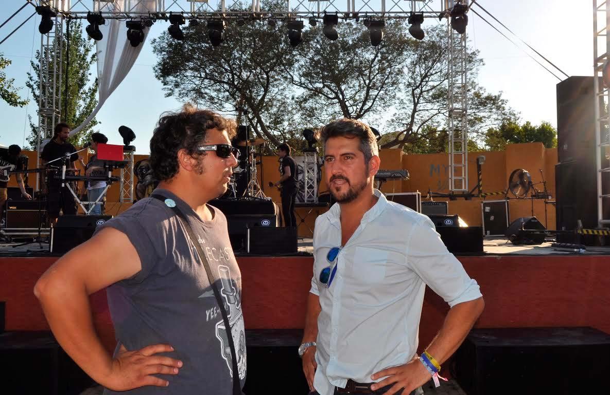 Arranca la III Edición del AnfiRock Sound Festival en Isla Cristina