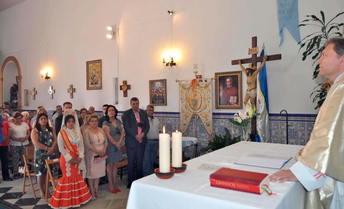 Misa en Honor a María Auxiliadora de Pozo del Camino