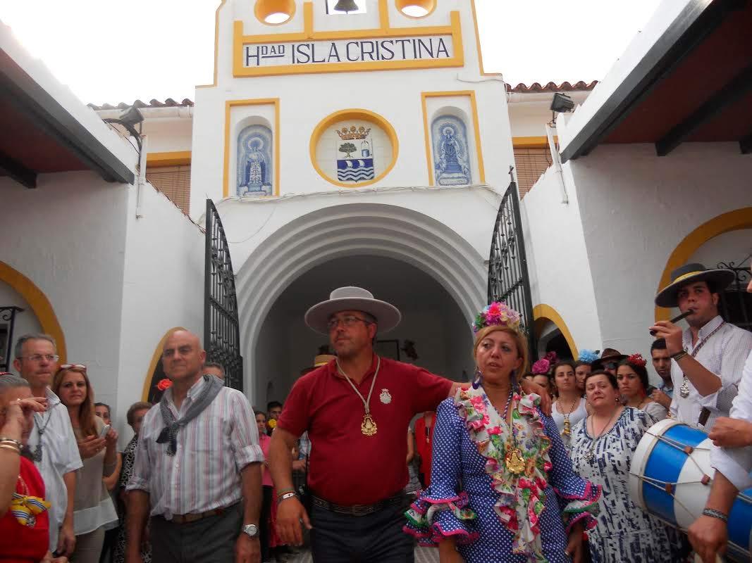 Rocío 2015