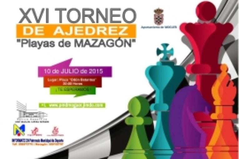 Torneo ajedrez Mazagon