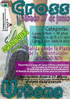 Cross Urbano de Villablanca