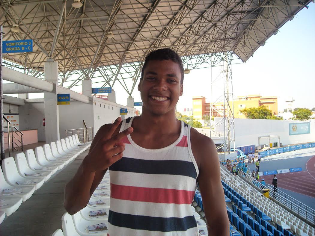 Alejandro Matantu 16º en el Europeo Júnior