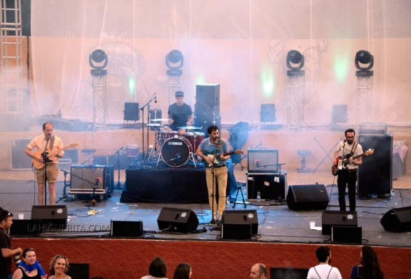 Anfi-Rock Sound Festival Isla Cristina 2015