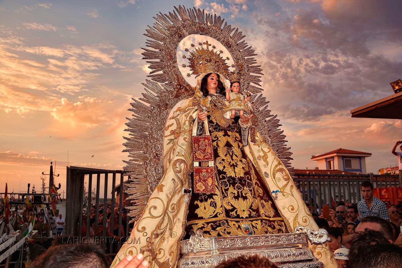 Procesión de Ntra. Sra. Virgen del Carmen