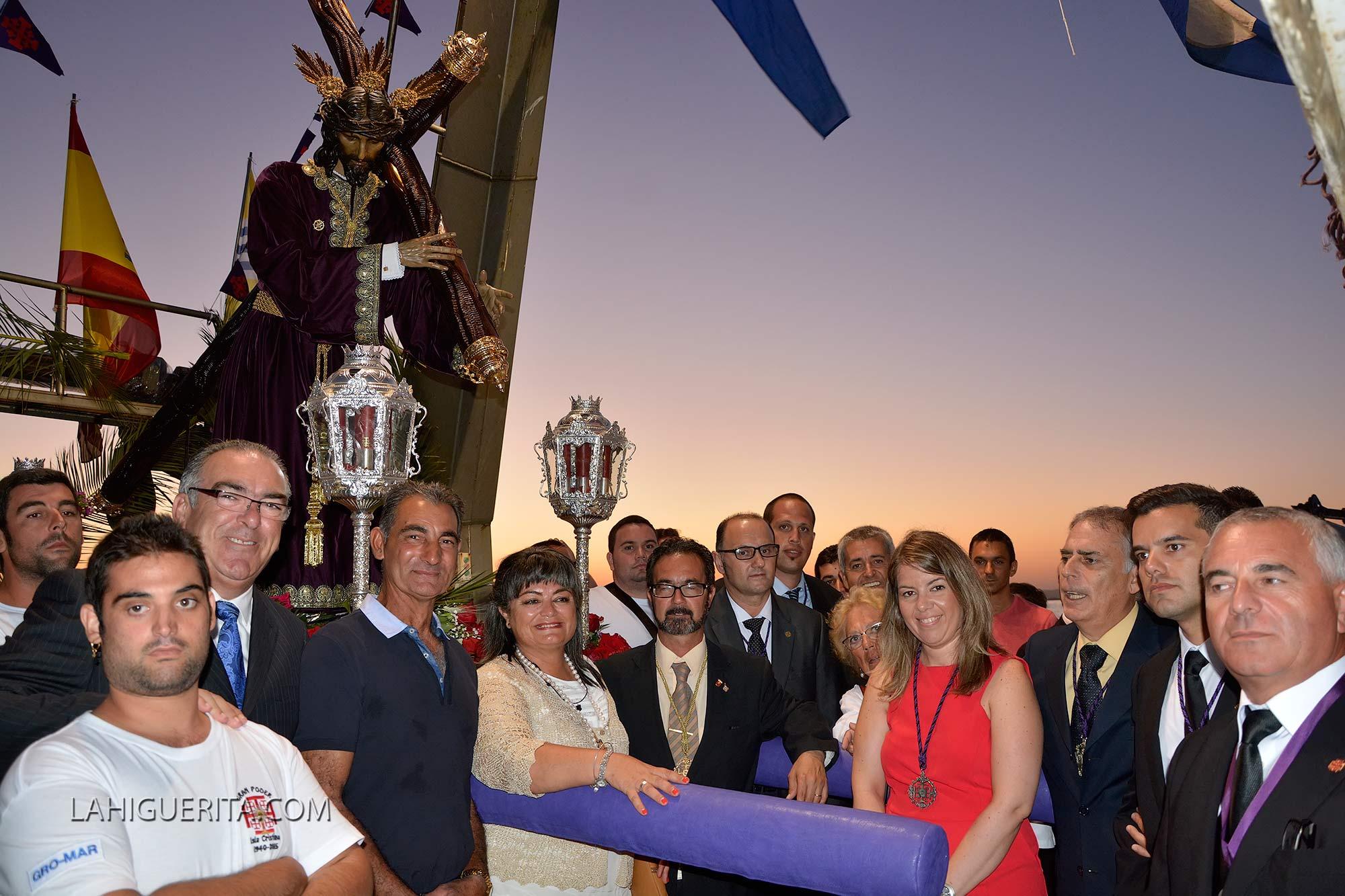 Canalcosta emitirá este domingo un especial del 75 Aniversario de Padre Jesús de Isla Cristina