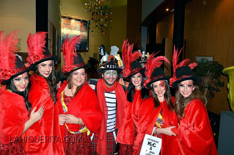 Manuel carrasco Pito de caña de los Carnavales de Isla Cristina 2015