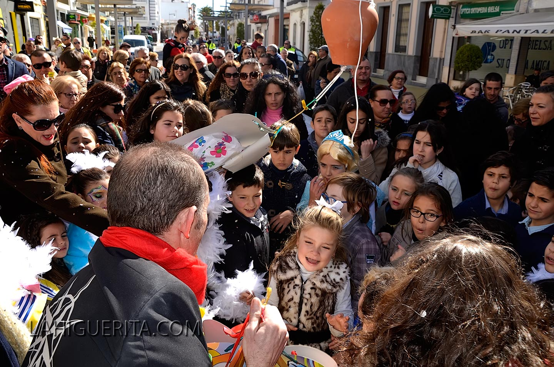 Domingo Piñata de Isla Cristina 2015