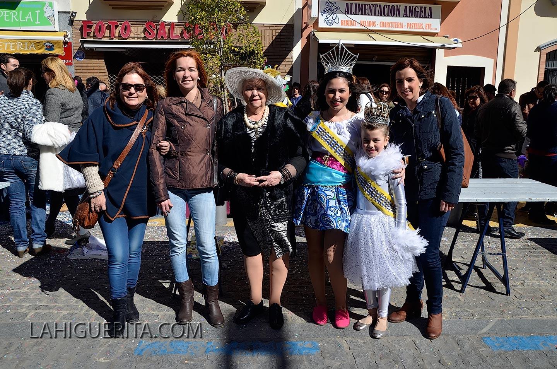 Premios otorgados en los Carnavales de Isla Cristina 2015