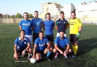 Cuartos de final del campeonato de verano de fútbol 7