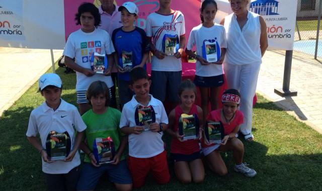 Isla Cristina será la Capital del Tenis Provincial
