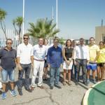 La Bandera Azul ondea en el Puerto Deportivo isleño