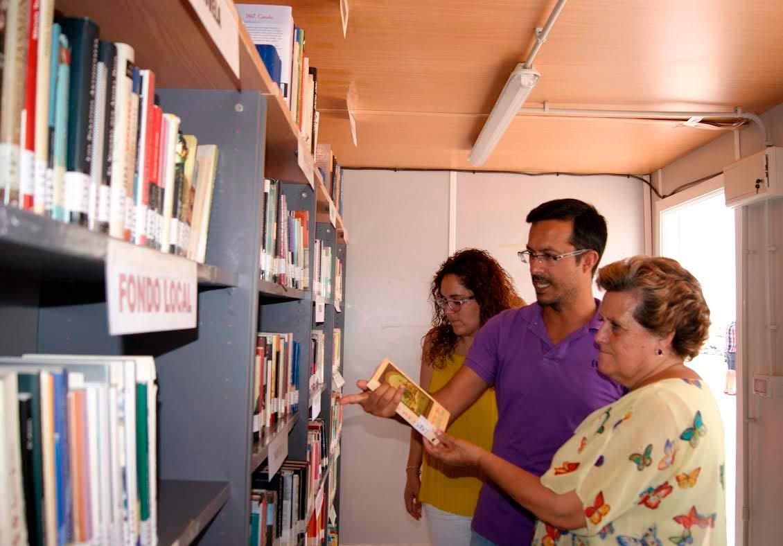 El Ayuntamiento pone en marcha el Servicio de Biblioplaya