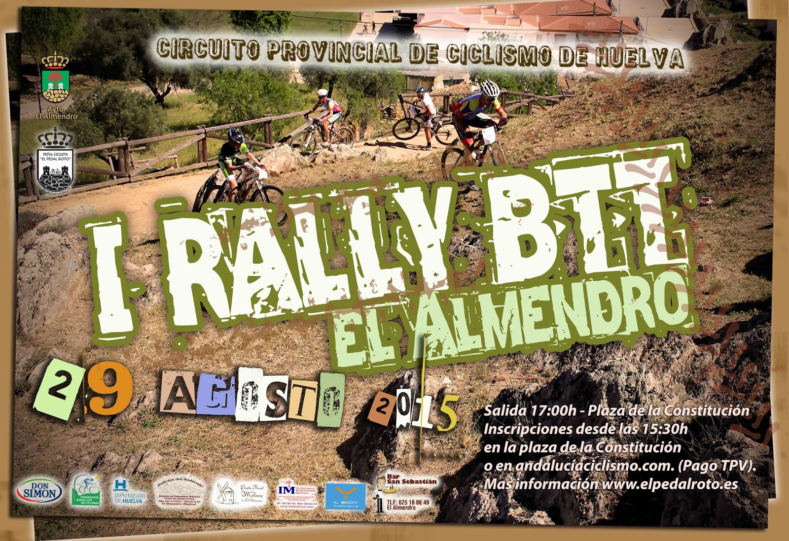 I Rally BTT El Almendro