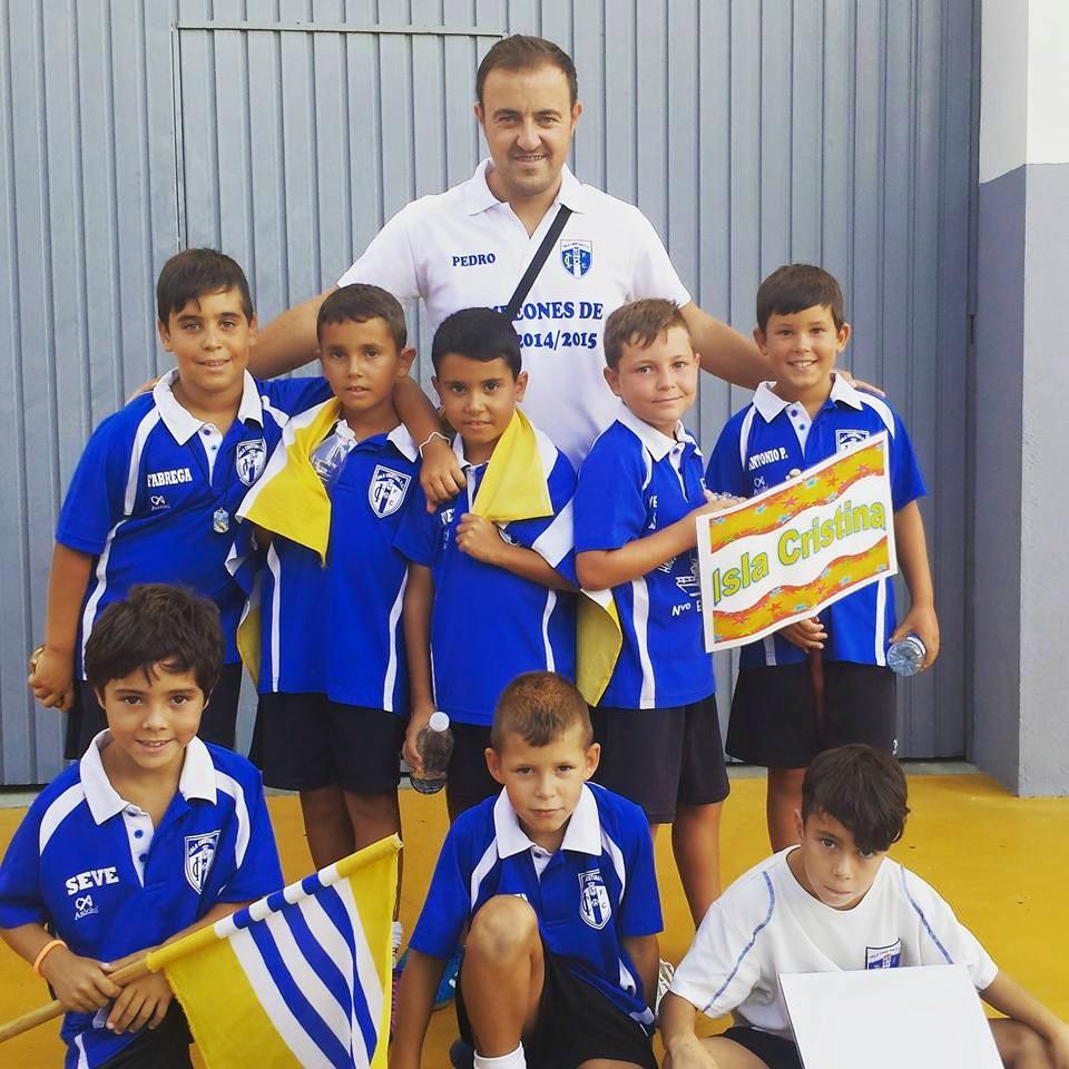 """La Cantera Isleña en el Torneo de Fútbol Sala """"Buscamos una Estrella"""""""