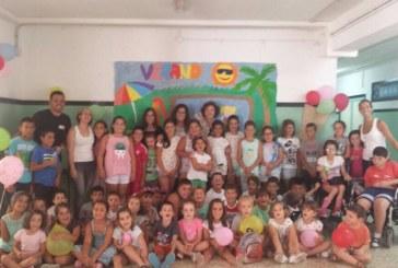 Arranca el Campamento de Verano del CEIP Nuestra Señora del Carmen
