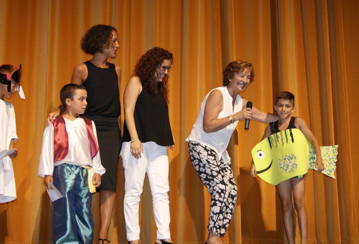 El Centro de Atención Infantil Temprana (CAIT) lleva al escenario del Noguera la obra 'No hay nada que enseñe más que equivocarse'