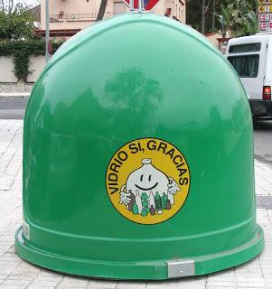 Isla Cristina reciclara más vidrio durante este verano