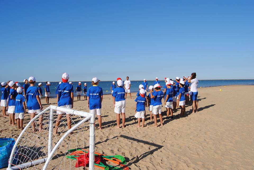 Isla Cristina acogerá el IV Campus de fútbol playa Ramiro Amarelle
