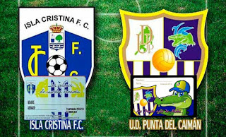 Arranca la pretemporada para el Isla Cristina FC VS  UD Punta del Caimán