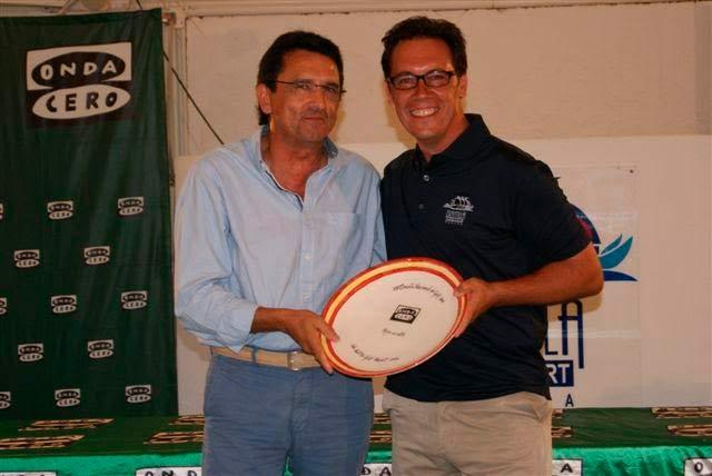 Carlos Ortega repite como ganador del Torneo Onda Cero de Islantilla Golf Resort