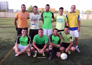 Semifinales del Campeonato de Verano de Fútbol 7 de Isla Cristina