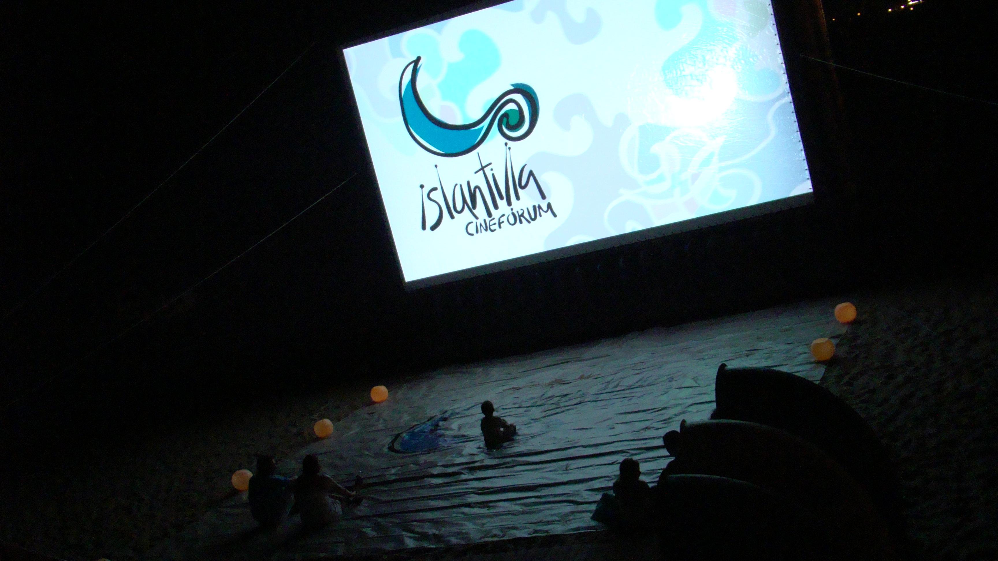 Islantilla difunde el cine con protagonismo onubense