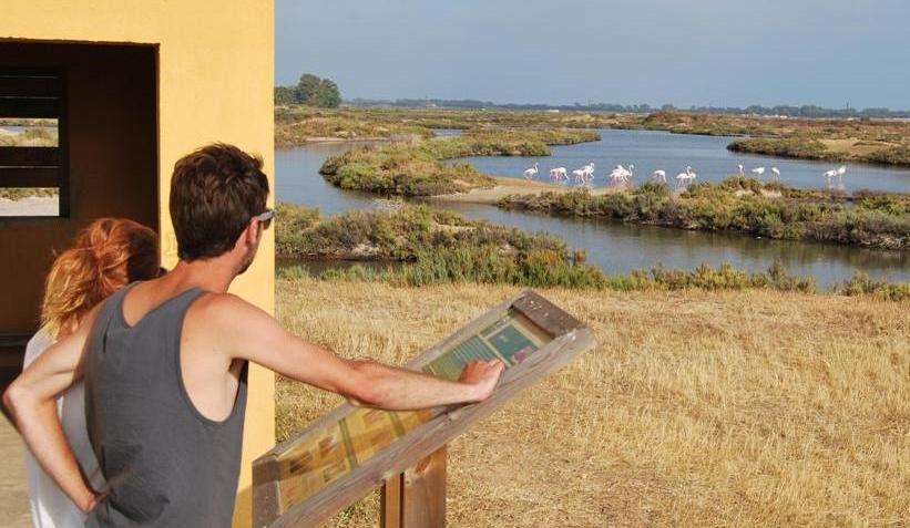 Isla Cristina, un pueblo inmerso en un Paraje Natural Protegido