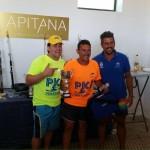 Ganadores del concurso de Pesca en Kayak