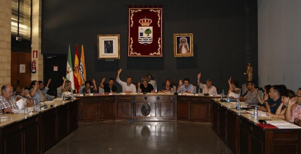 El Ayuntamiento isleño celebra el Pleno Organico