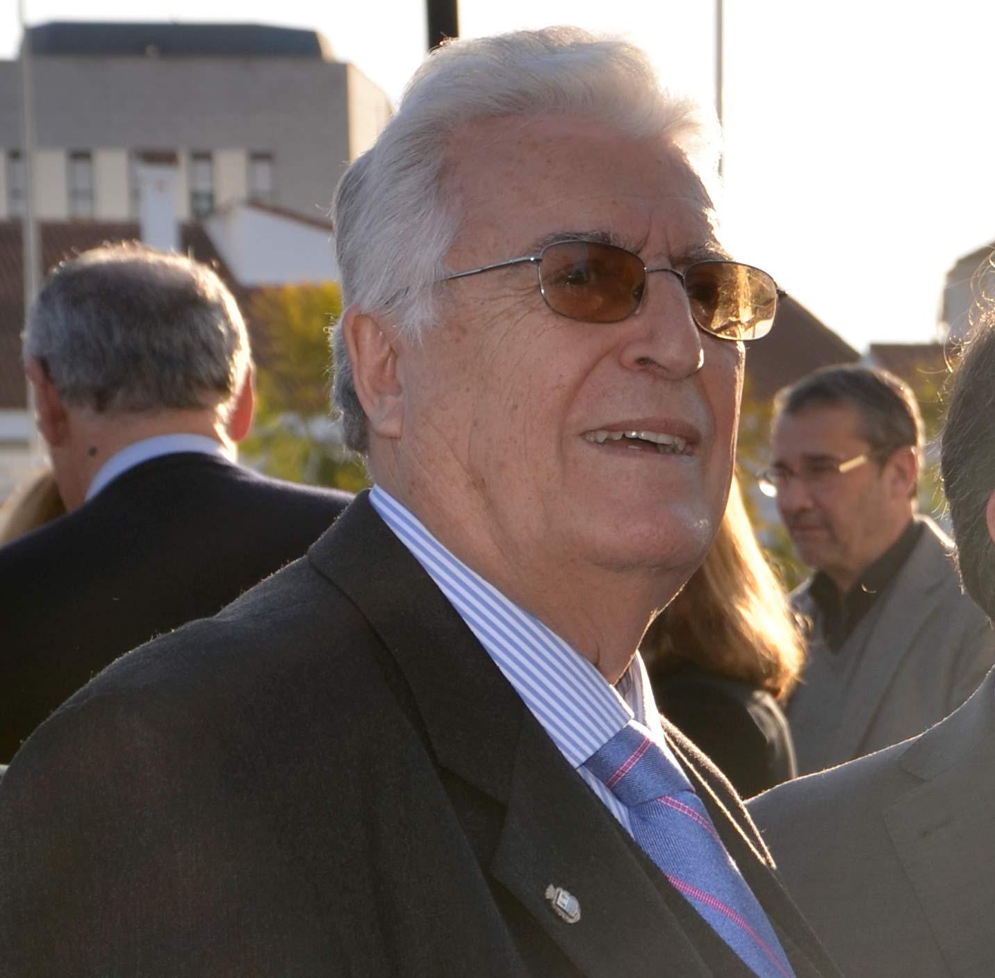 D. Rafael López Ortega en los