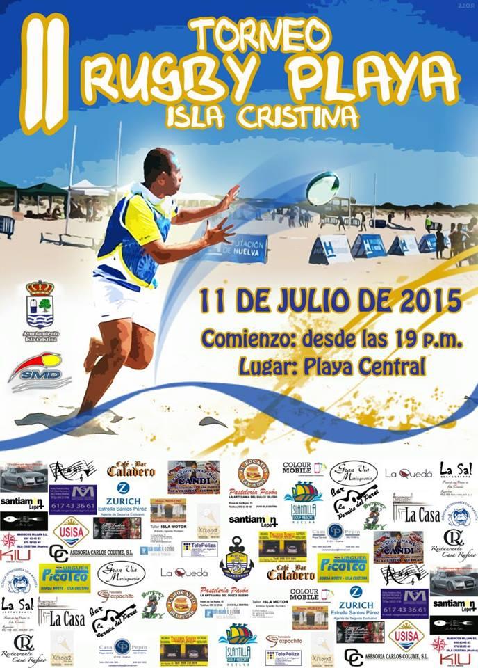 II Torneo Rugby Playa de Isla Cristina