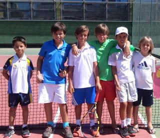 """Ganadores y Finalistas del """"II Circuito Provincial de Tenis Federado Isla Cristina"""""""
