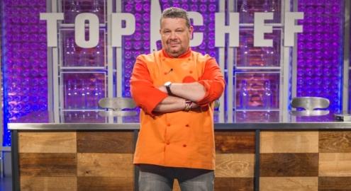 'Top Chef' graba un programa en el Muelle de las Carabelas con productos de Isla Cristina
