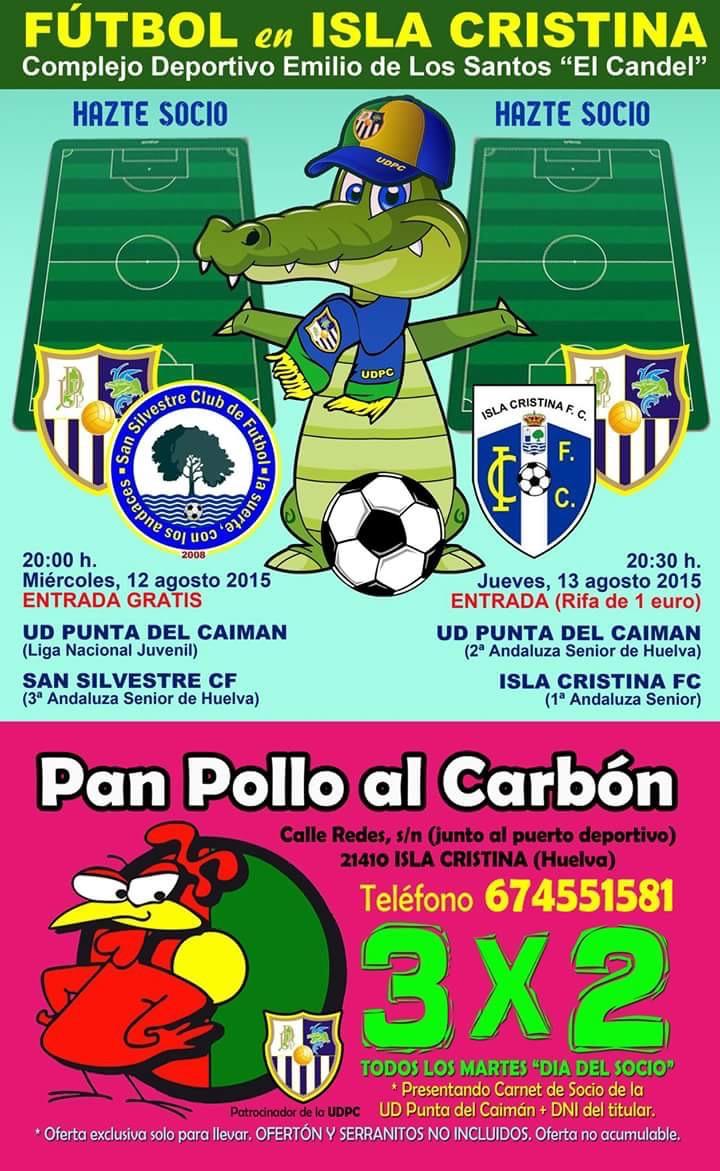 Futbol en Isla Cristina