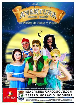 Musical Peter Pan