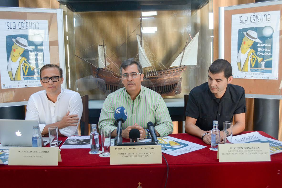 Isla Cristina acogerá el Recital Musicado