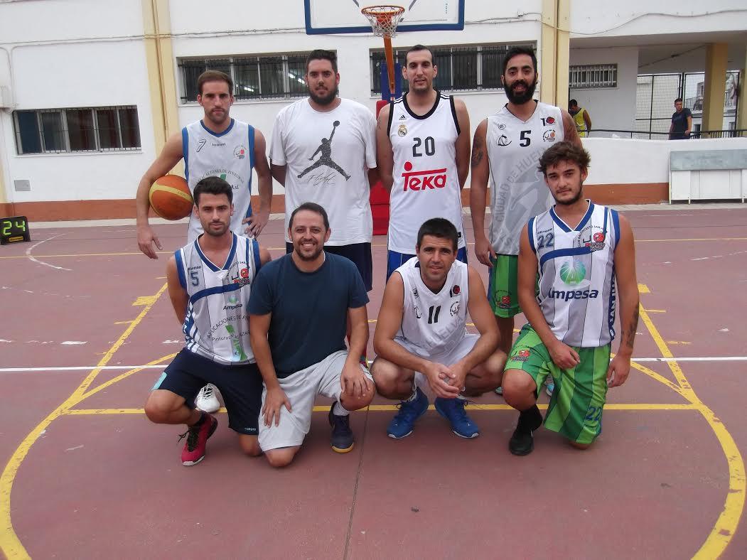 Resultado de  la segunda jornada del Campeonato de Baloncesto Isleño