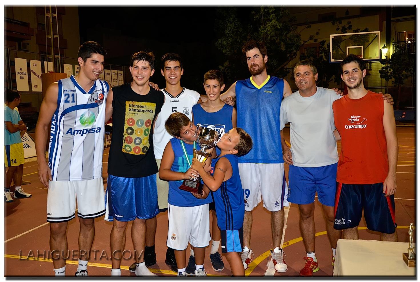 Todo a punto para el XXXII Torneo Internacional de Baloncesto Ciudad de Isla Cristina