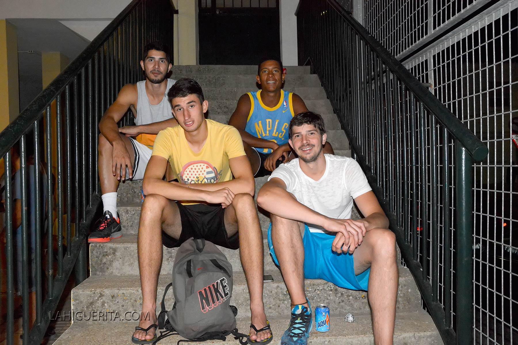 Hoy lunes se reanuda el Torneo de Baloncesto en Isla Cristina