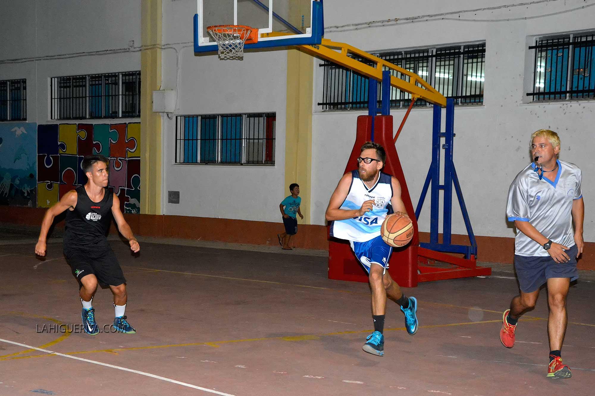 Resultados de la cuarta jornada de Baloncesto celebrado en el CEIP Ángel Pérez de Isla Cristina