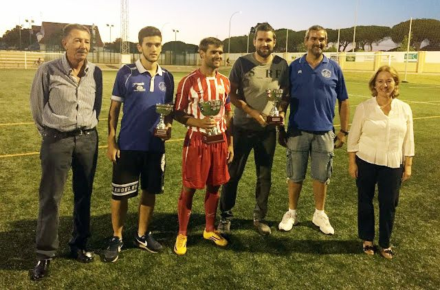 El Bonares Conquisto el XVI Trofeo Ciudad de Mazagón