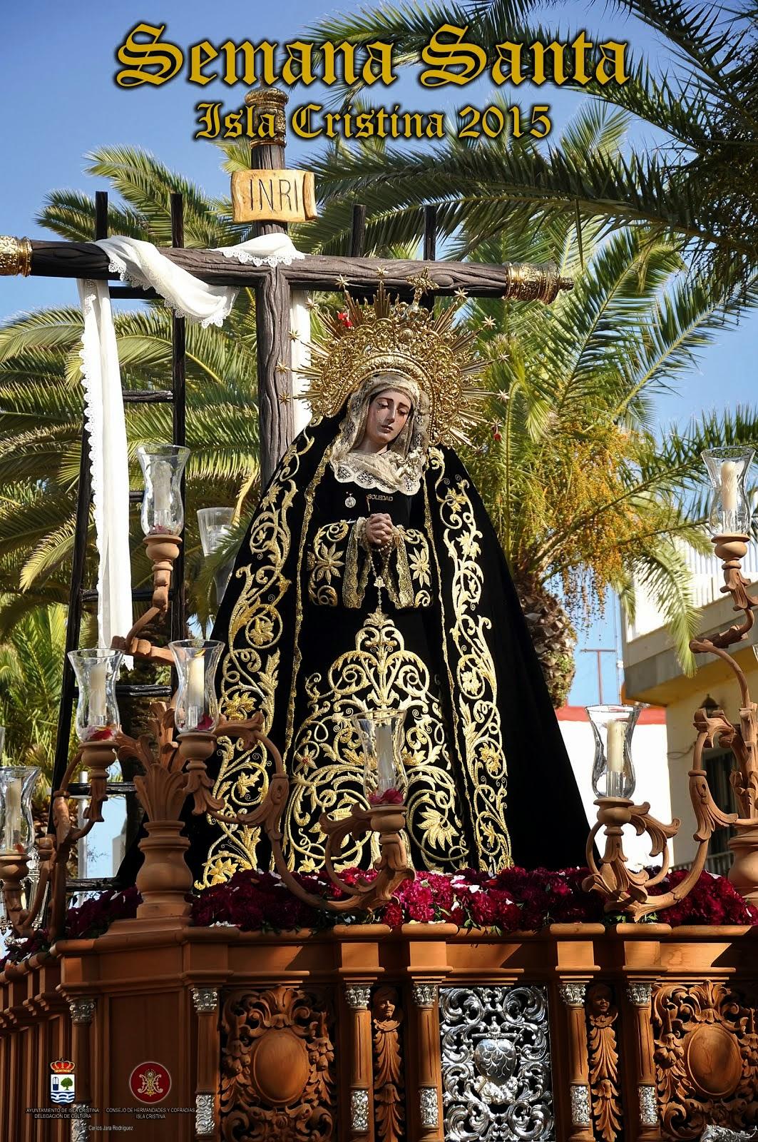 Exposición de Fotografías de Semana Santa 2015 en Isla Cristina