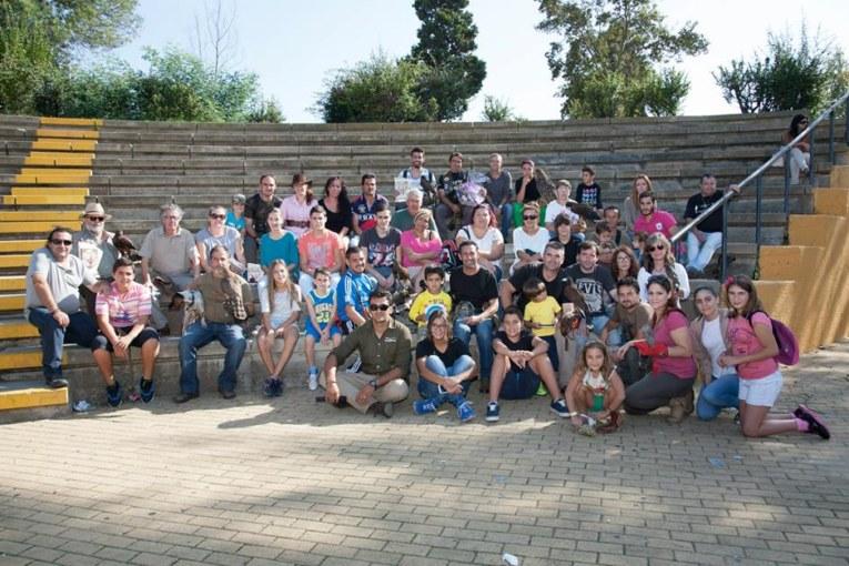 Isla Cristina Acoge los Días 24 y 25 de Octubre el IX Encuentro Nacional de Cetrería