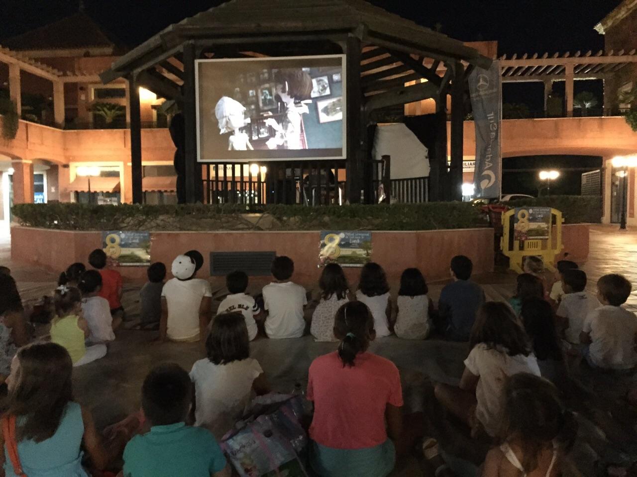 Programación de agosto para el VIII Festival Internacional de Cine Bajo la Luna – Islantilla Cinefórum 2015