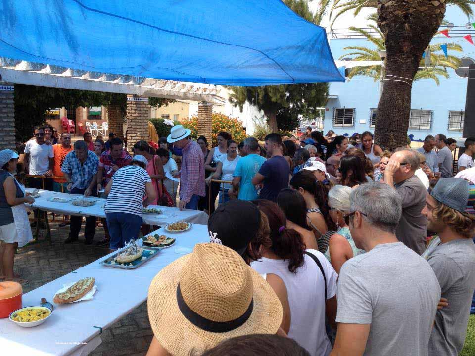 Con el encendido del Alumbrado comienzan las Fiestas de la Punta del Caimán en Isla Cristina