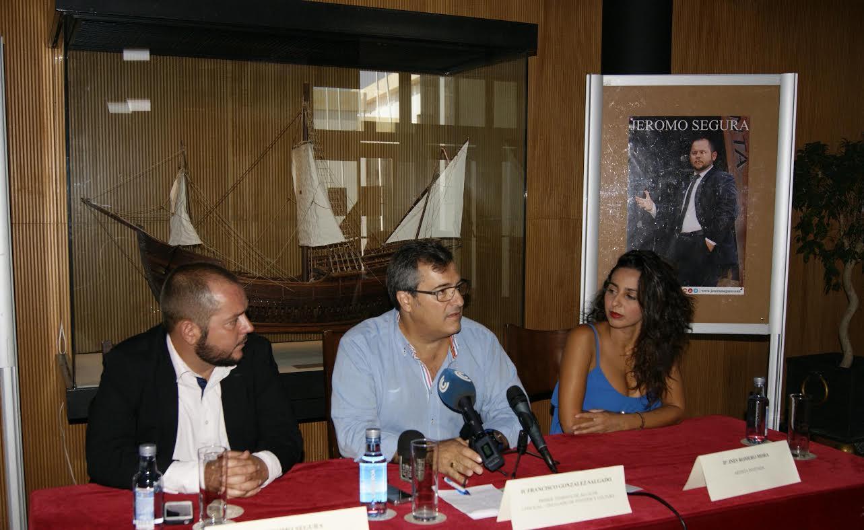 Presentado el XXVI Festival Flamenco Ciudad de Isla Cristina