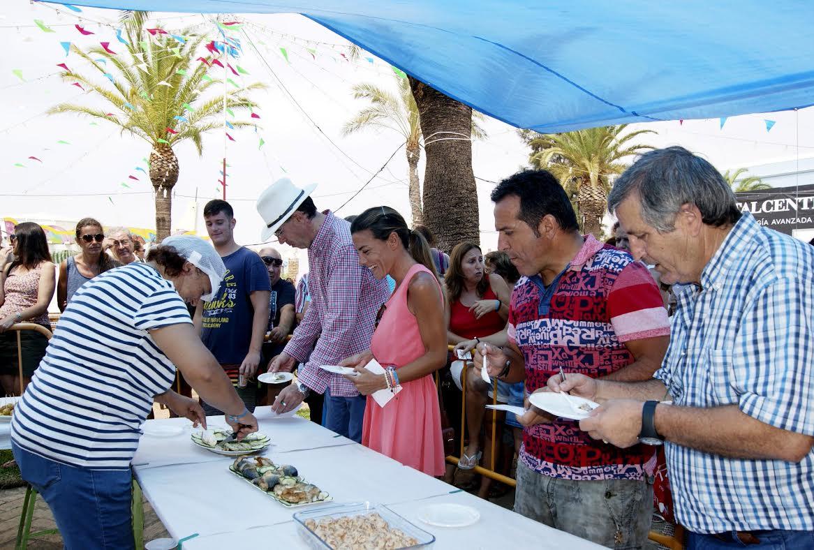 Éxito de participación en el XI Concurso de Cocina Marinera de las Fiestas de la Punta