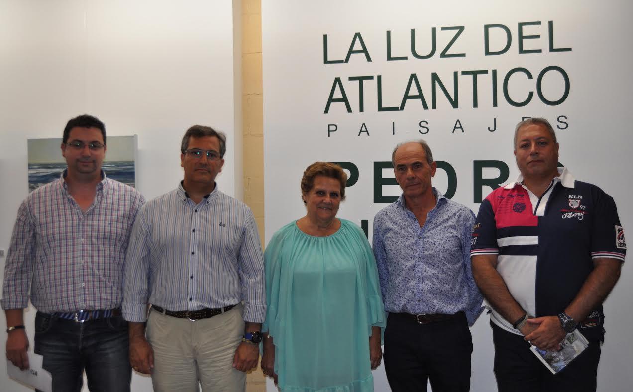 La mirada y la luz de Pedro Quesada en la Galería Municipal de Arte Pintora Charo Olias